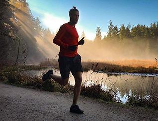 Van Run Club Running Leader Geoff