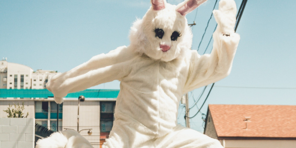 Easter Scavenger Hunt Run - Oxygen Yaletown