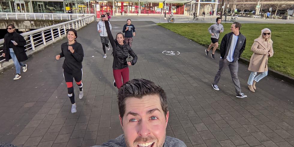 Social Run - Oxygen Yaletown