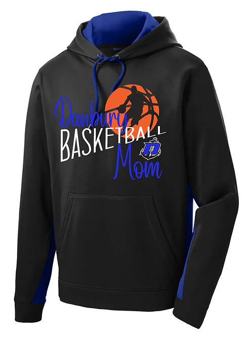 Basketball Mom - Hoodie (Personalized)
