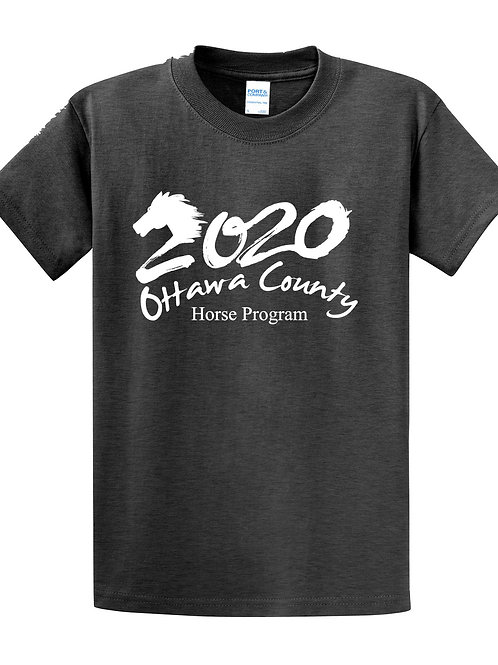 Horse Program T-Shirt - Name on Back