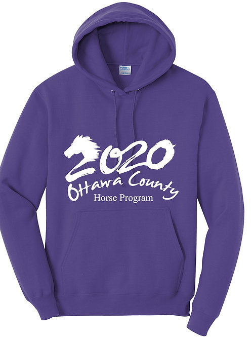 Horse Program Hoodie - Name on Back