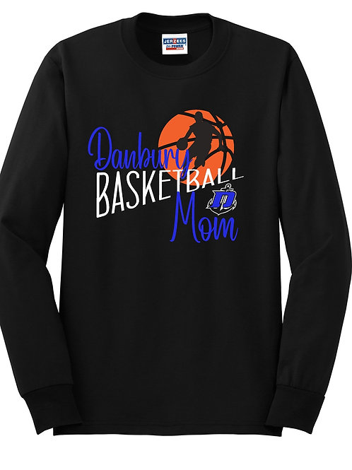 Basketball Mom - Long Sleeve (Personalized)