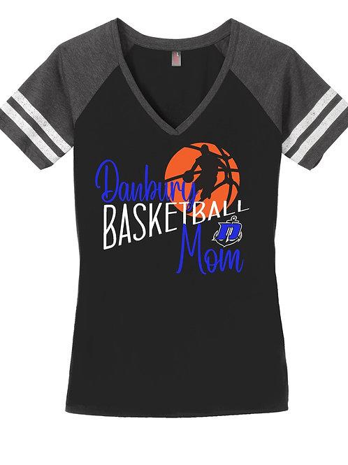 Basketball Mom - Short Sleeve (Personalized)