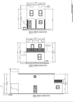 Container Home Plans Exterior Facade