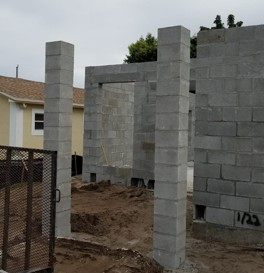 Structural Column Prep