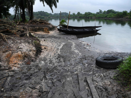Shell subsidiaries fought Nigerians over oil spill damages