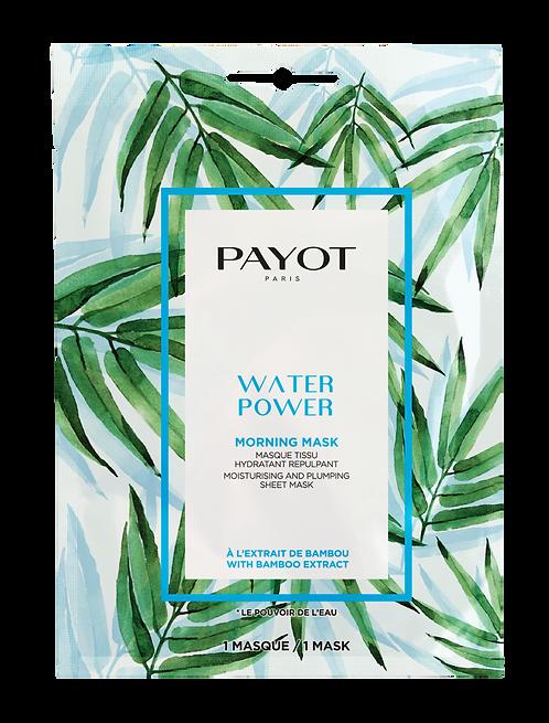 Morning Mask Water Power