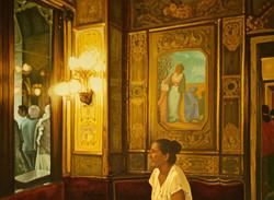 Méditation au café Florian