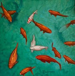 Ronde de poissons