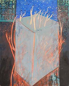 AU-DELA-DU-MUR-acryl-4x60-2007-Version 2
