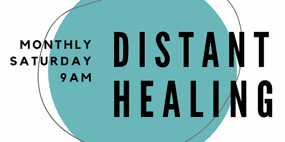 Free Monthly Global Distant Healing