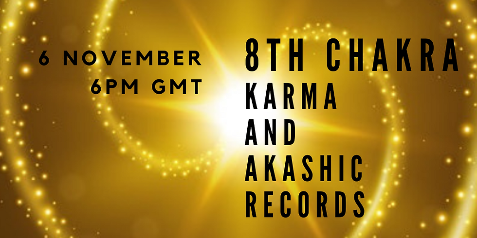 8th Chakra Webinar