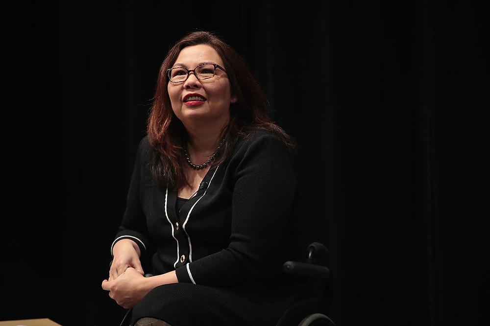Sen. Tammy Duckworth of Illinois. | Scott Olson/Getty Images