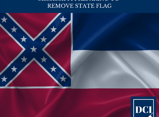 Mississippi, Getting Ready For A New State Flag