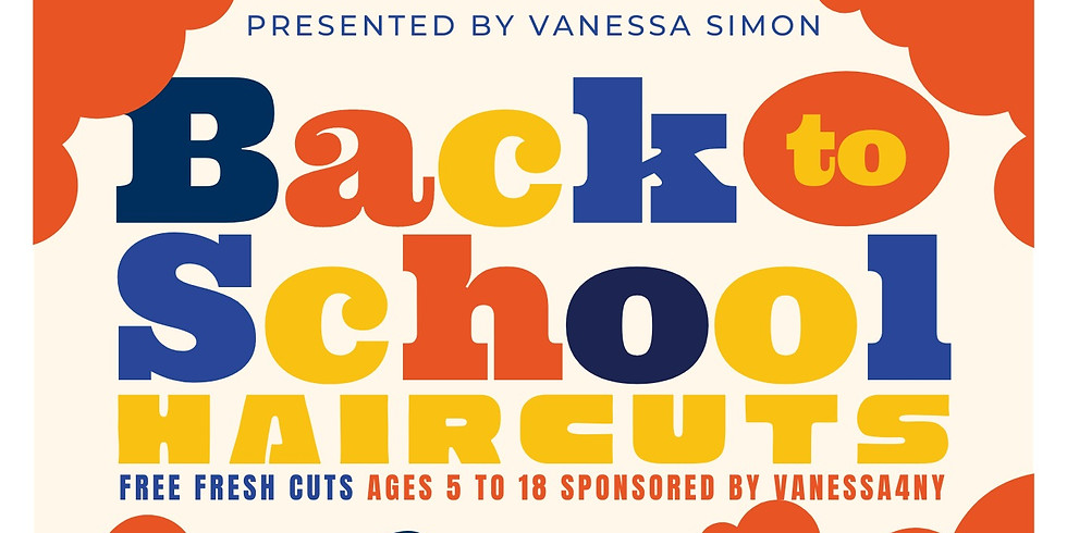 Back to School Haircuts: Presented by Vanessa4NY