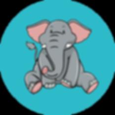 Animals - NO BORDER Blue Circle (1).png