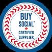 Buy Social Certified Supplier logo for W
