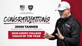 John Tanner - USOPC College Coach of the