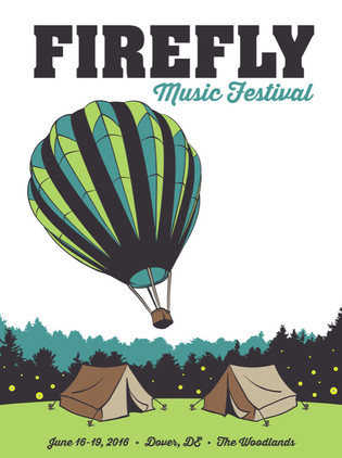 Firefly Music Festival Contest