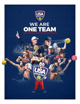 Membership Poster - We Are One Team 01.j