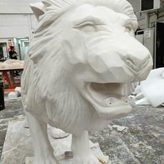 Three Lions - Nike Town