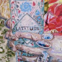 'Botty-celli does Latitude Festival'