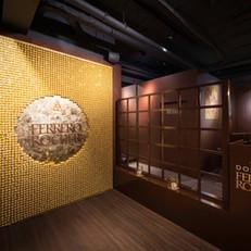 Ferrero Rocher Pop up Shop