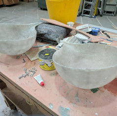 Fiberglass forms