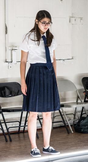 Miranda Cornell as Caska 📷  Carol Julien