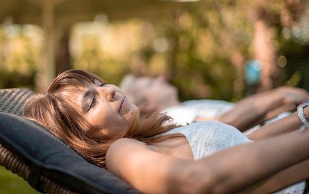Entspannung auf der Vita-Farm
