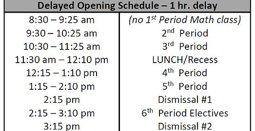 HIS Delayed Opening Schedule.JPG