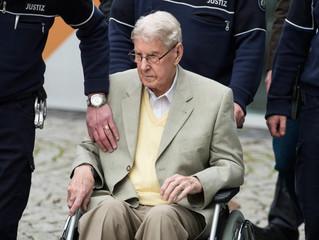Reinhold Hanning, guardia de Auschwitz, condenado