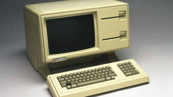 apple's first GUI computer