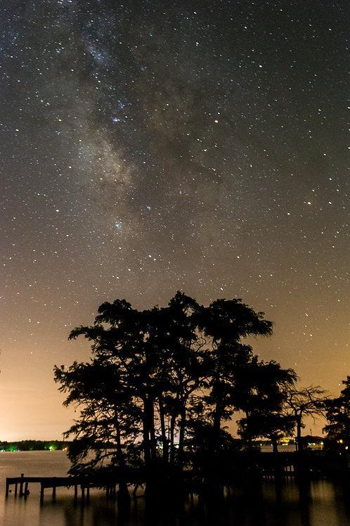 Lake St. John Milky Way