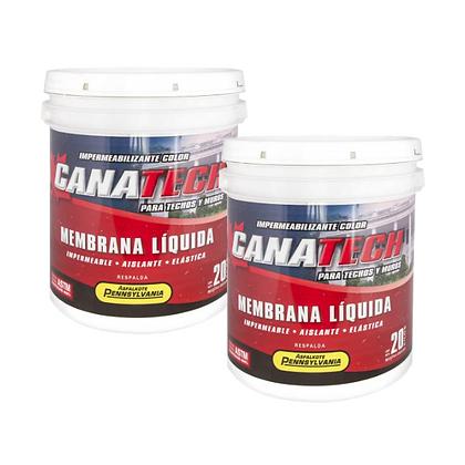 Membrana Liquida Canatech 20 + 20 Kgs