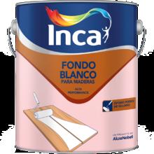 Fondo blanco Inca