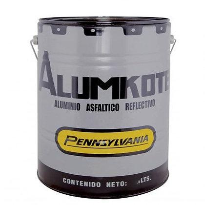 Asfalkote aluminio asfáltico reflectivo alumkote