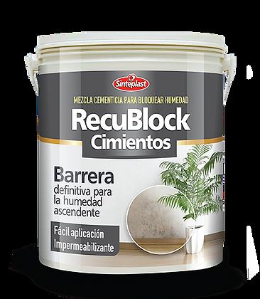 Sinteplast Recublock cimientos