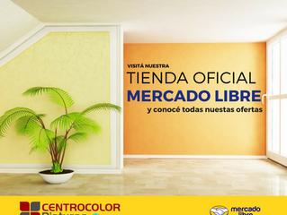 ¡Inauguramos Tienda Oficial en Mercado Libre!