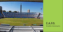 Estadio Centenario - Centrocolor Pinturas | Linemark