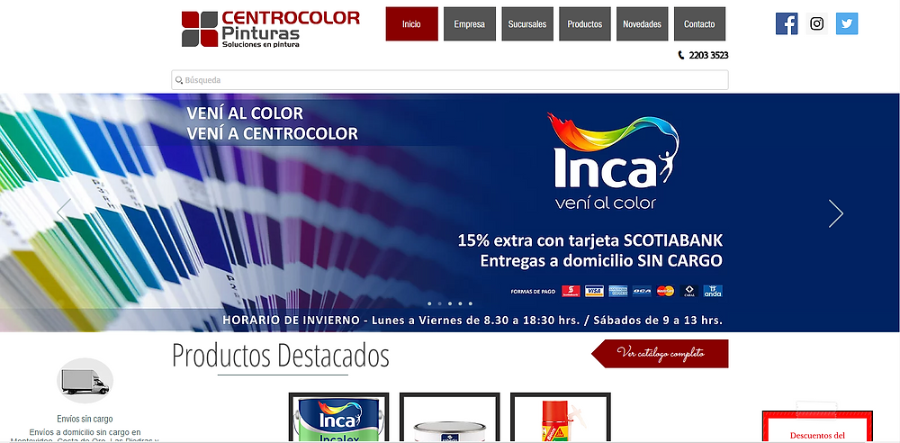 centrocolor