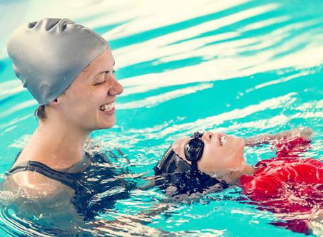 Svømmekurs helg i Pirbadet og Teglgården