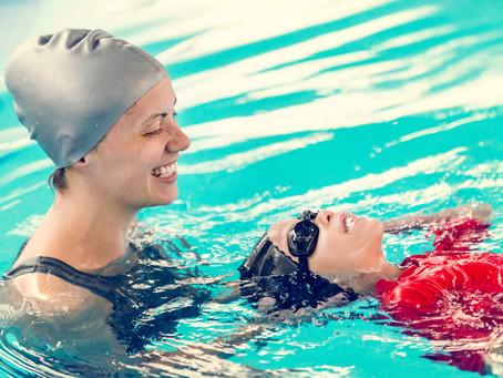 Informasjon om høstens svømmekurs