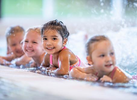 Svømmeopplæring sommeren 2020