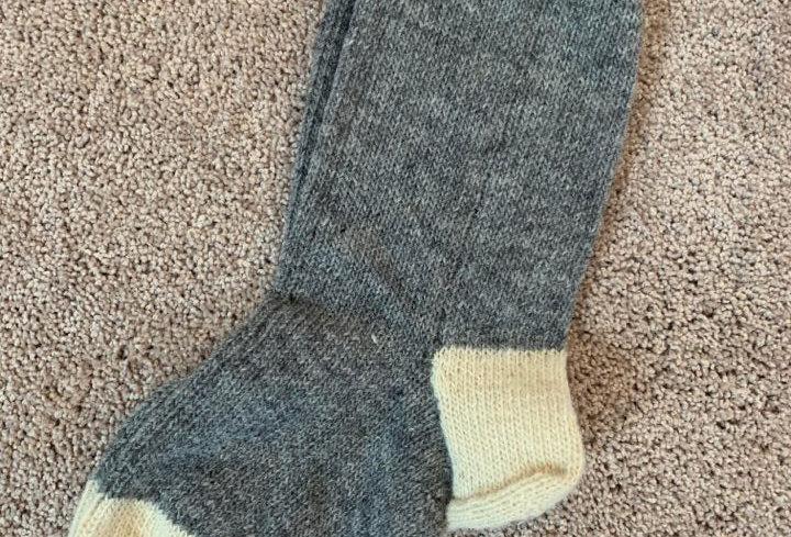 U.S. Issue Socks - 2nd N.H.