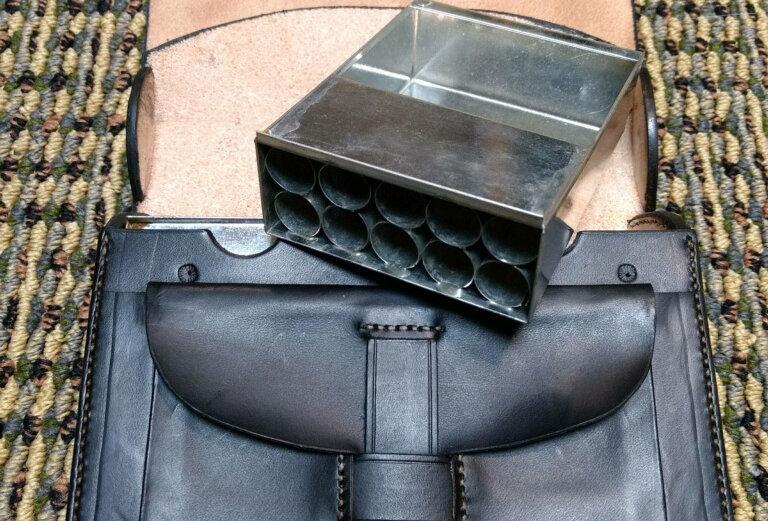 U.S. Sharps Carbine Cartridge Box