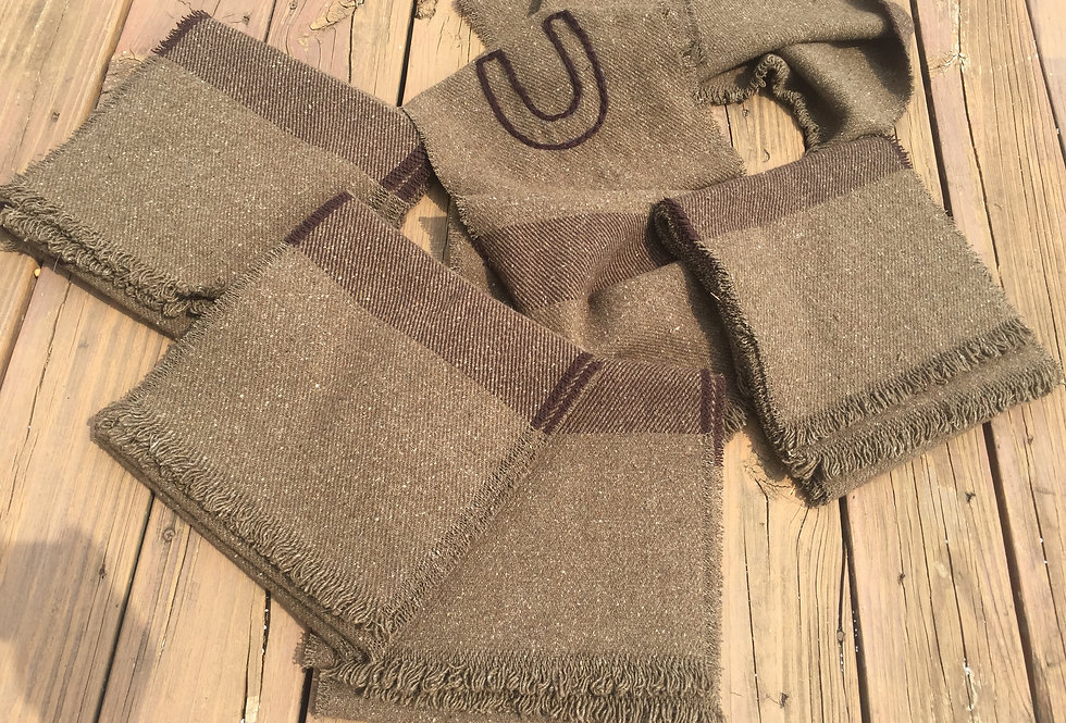 Blanket Scarf - 2nd N.H. - SOLD OUT