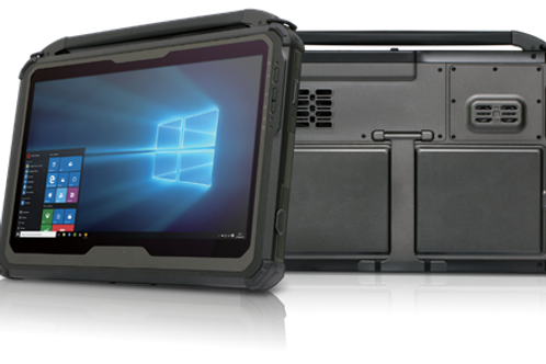 "ST340T 14"" Rugged Tablet."