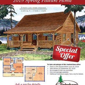 2019 Spring Feature Home